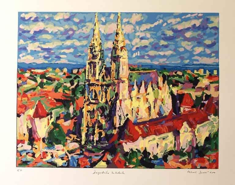 Mihovil Dorotić – Katedrala