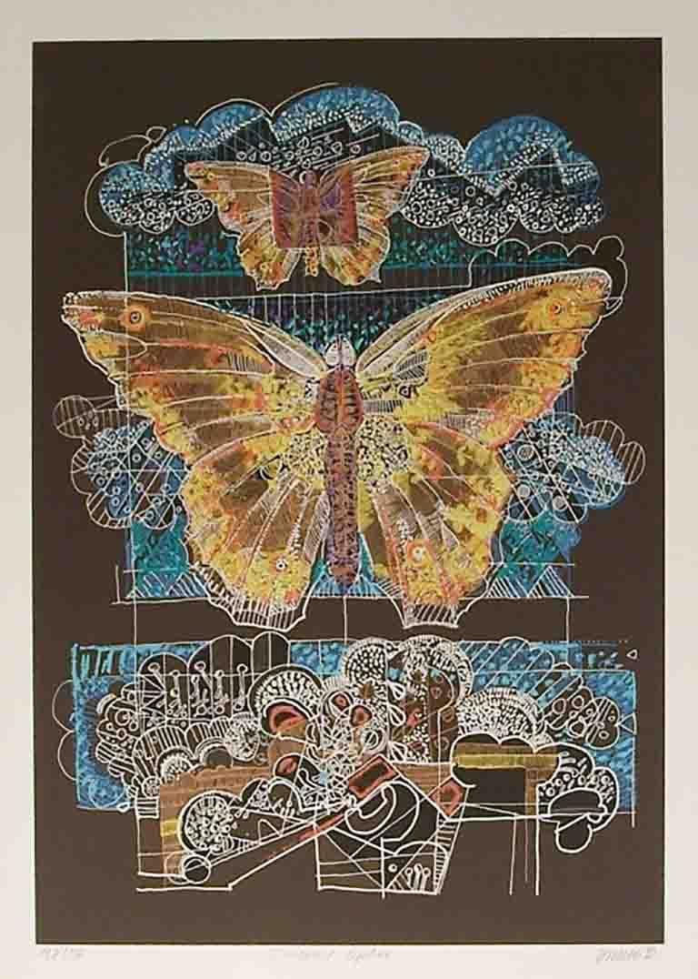 Daniel Butala – Vjenčanje leptira